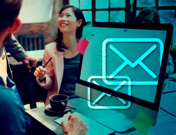 Serviços de E-mail
